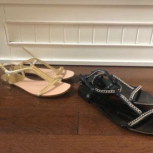 Bundle of Zara Basic Sandals